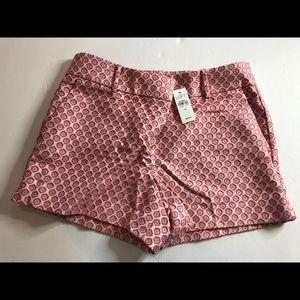 """NWT Loft Riviera 4"""" shorts"""